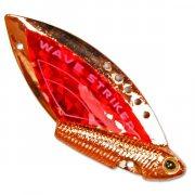 Купить Блесна-цикада Kosadaka Wave Striker 7г Cooper/Red