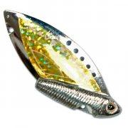 Купить Блесна-цикада Kosadaka Wave Striker 7г Silver/Gold
