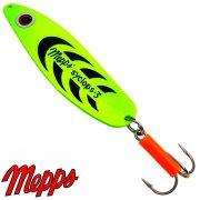 Купить Блесна Mepps Syclops 00 Fluo Chartreuse 4см 5г