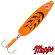 Купить Блесна Mepps Syclops 00 Fluo Orange 4см 5г