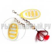 Купить Блесна вращающаяся Pontoon 21 Ball Concept #0 (2.2 г) B01-002