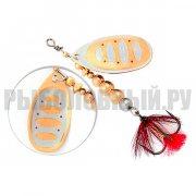 Купить Блесна вращающаяся Pontoon 21 Ball Concept #0 (2.2 г) B02-003