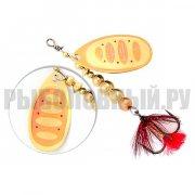 Купить Блесна вращающаяся Pontoon 21 Ball Concept #0 (2.2 г) B03-001