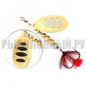Купить Блесна вращающаяся Pontoon 21 Ball Concept #0 (2.2 г) BT01-041