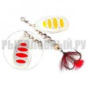 Купить Блесна вращающаяся Pontoon 21 Ball Concept #0 (2.2 г) BT02-052