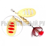 Купить Блесна вращающаяся Pontoon 21 Ball Concept #1 (3 г) BT01-051