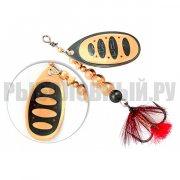 Купить Блесна вращающаяся Pontoon 21 Ball Concept #2.5 (6.5 г) B04-003