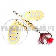 Купить Блесна вращающаяся Pontoon 21 Ball Concept #3.5 (10.4 г) B02-001