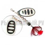 Купить Блесна вращающаяся Pontoon 21 Ball Concept #3.5 (10.4 г) B04-002