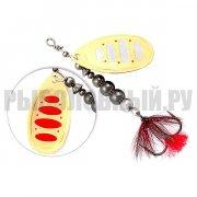 Купить Блесна вращающаяся Pontoon 21 Ball Concept #3.5 (10.4 г) BT01-054