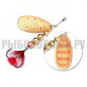 Купить Блесна вращающаяся Pontoon 21 BC Indi-Rah #3 (9 г) B03-001