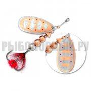 Купить Блесна вращающаяся Pontoon 21 BC Indi-Rah #4 (16.6 г) B02-003