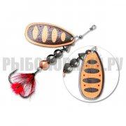 Купить Блесна вращающаяся Pontoon 21 BC Indi-Rah #4 (16.6 г) B03-004