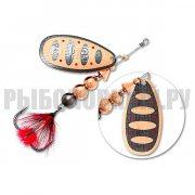 Купить Блесна вращающаяся Pontoon 21 BC Indi-Rah #4 (16.6 г) B04-003