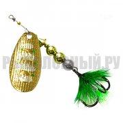 Купить Блесна вращающаяся Pontoon 21 BC Indi-Rah #4 (16.6 г) BT01-071