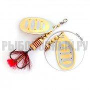 Купить Блесна вращающаяся Pontoon 21 Synchrony #4 (15.3 г) C02-001