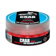 Купить Бойлы плавающие Sonik Baits Fluo Pop-Ups Crab(Краб) 11мм 50мл