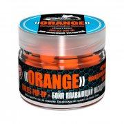 Купить Бойлы плавающие Sonik Baits Fluo Pop-Ups Orange-Tangerine Oil(Мандариновое масло) 14мм 90мл