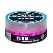 Купить Бойлы плавающие Sonik Baits Fluo Pop-Ups Plum(Слива) 11мм 50мл