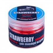 Купить Бойлы плавающие Sonik Baits Fluo Pop-Ups Strawberry(Клубника) 14мм 90мл