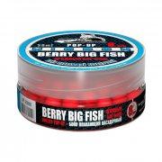 Купить Бойлы плавающие Sonik Baits Micron Fluo Pop-Ups Berry Big Fish(Ягодный Биг Фиш) 8мм 50мл
