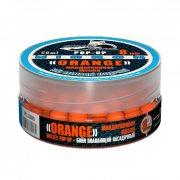Купить Бойлы плавающие Sonik Baits Micron Fluo Pop-Ups Orange-Tangerine Oil(Мандариновое масло) 8мм 50мл