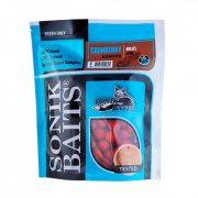 Купить Бойлы тонущие Sonik Baits Sinking Cranberry(Клюква) 20мм 750г