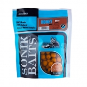 Купить Бойлы тонущие Sonik Baits Sinking Honey(Мед) 20мм 750г