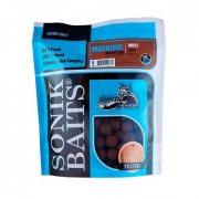 Купить Бойлы тонущие Sonik Baits Sinking Mackerel(Макрель) 20мм 750г