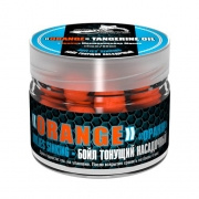 Купить Бойлы тонущие Sonik Baits Sinking Orange-Tangerine Oil(Оранж) 14мм 90мл