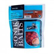 Купить Бойлы тонущие Sonik Baits Sinking Strawberry(Клубника) 20мм 750г