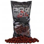 Купить Бойлы тонущие Starbaits Probiotic The One Red 20мм 1кг