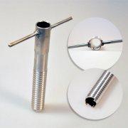 Купить Буравчик универсальный нержавеющая сталь 20х140