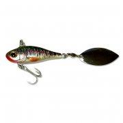 Купить Джиг-спиннер Kosadaka Fish Darts FS7 (28 г) SLM