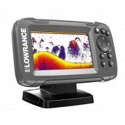 Купить Эхолот Lowrance Hook2-4x GPS Bullet Skimmer Ce Row (000-14015-001)