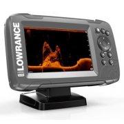 Купить Эхолот Lowrance Hook2-5x GPS SplitShot (000-14016-001)