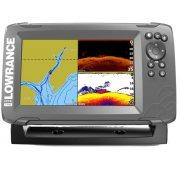 Купить Эхолот Lowrance Hook2-7 SplitShot Us Coastal/Row (000-14023-001)