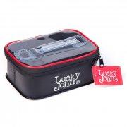 Купить Емкость для прикормок, насадок и аксессуаров Lucky John EVA 21x14,5x8 см