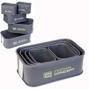 Купить Емкости для прикормки и насадок Feeder Concept EVA 02 набор 5шт.