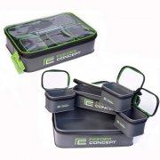 Купить Емкости для прикормки и насадок Feeder Concept EVA 05 набор 5шт.