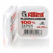 Купить Флюорокарбоновая леска Fanatik Fluorocarbon 100% 10м (#1.25) 0.193мм
