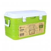 Купить Изотермический контейнер Арктика (зеленый) 40 л