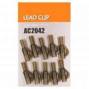 Купить Клипса безопасная Orange AC2042 Lead clip (пластик,10шт)