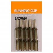 Купить Клипса безопасная Orange AC2044 Running clip (пластик,10шт)