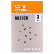 Купить Кольца для монтажа Orange AC2028 Round rig rings (3.1мм,10шт)