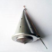 Купить Кормушка зимняя огруженная КОНУС большая металлическая 225г