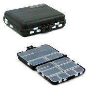 Купить Коробка-раскладушка Kosadaka для мелочей TB-2401 122x105x34мм (черная)