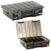 Купить Коробка для приманок двухсторонняя регулируемая Kosadaka TB1205 275x190x70мм