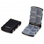 Купить Коробка Meiho Versus VS-355SS Pearl Black