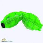 Купить Коробка рыболовная для крючков Salmo Hook Special (115x75x32 мм)